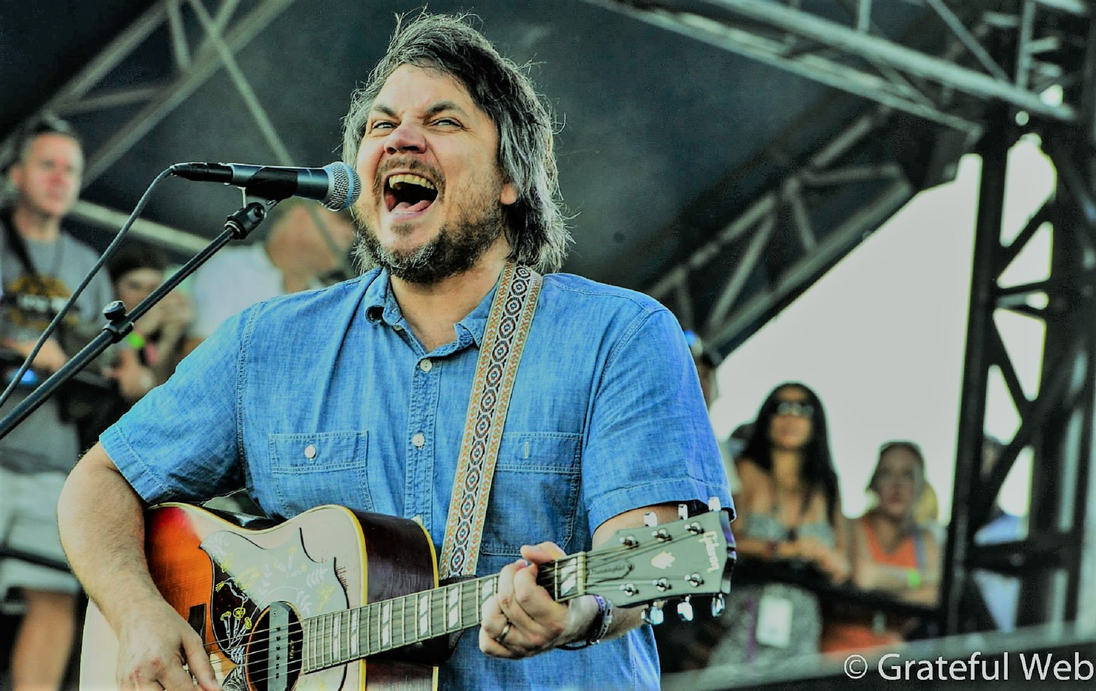 Jeff Tweedy Announces Solo Tour, On Sale Now