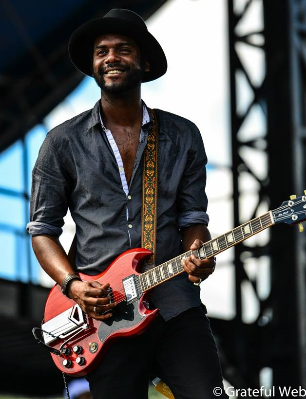 gary clark jr preps black and blu the mixtape grateful web. Black Bedroom Furniture Sets. Home Design Ideas