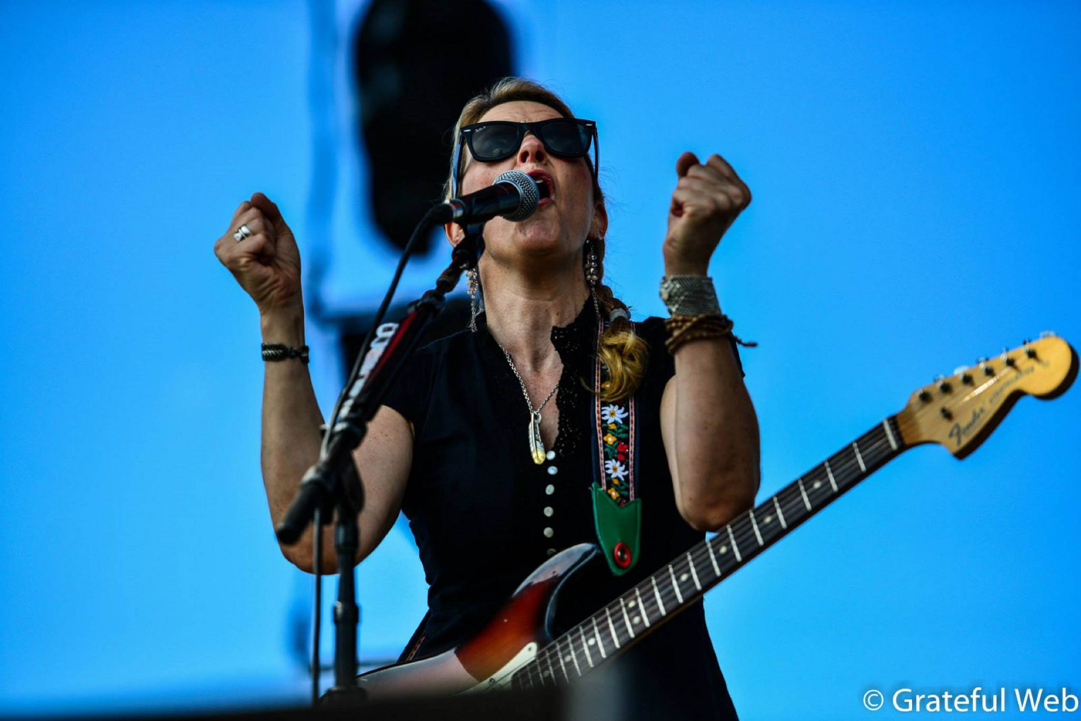 Susan Tedeschi to Sing National Anthem at Bills/Jags NFL Playoff Game