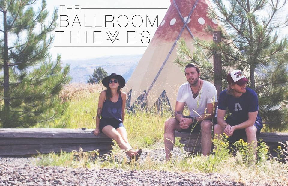 Grateful Web Interview with The Ballroom Thieves