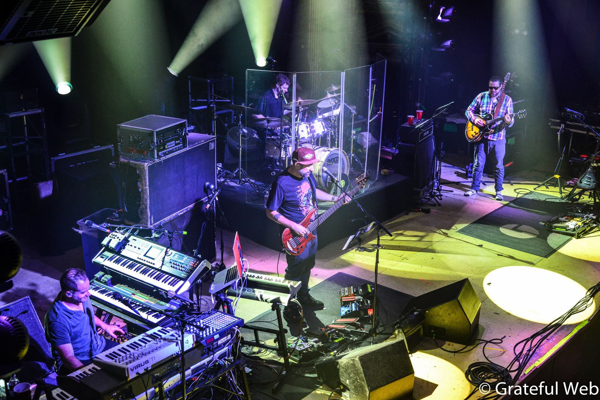 The Disco Biscuits to play Columbia Speedway