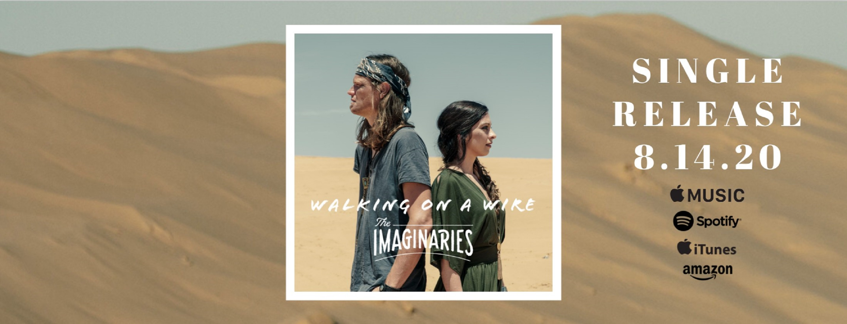 "The Imaginaries | ""Walking On A Wire"" 