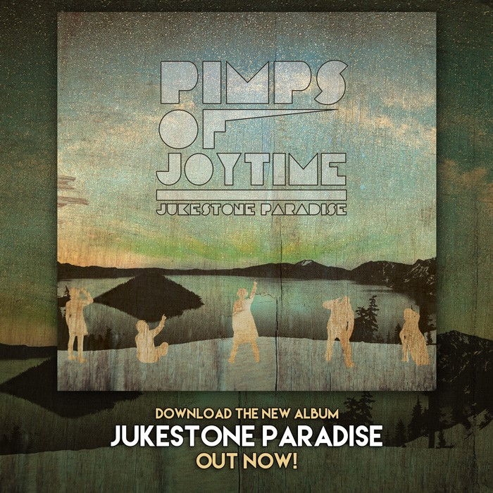 Pimps of Joytime Announce West Coast Plans w/Orgone, Leftover Salmon & Big Sam