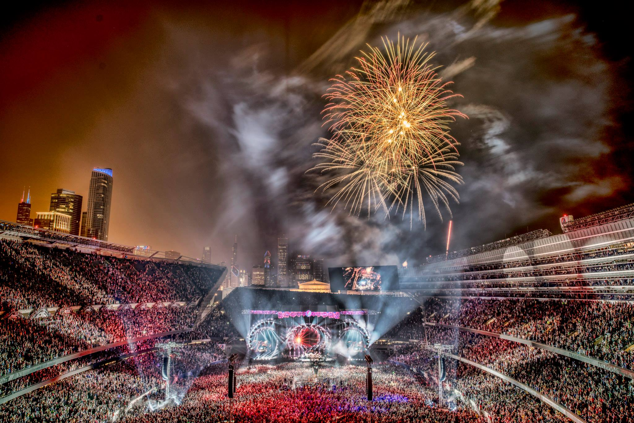 GD 50 | Soldier Field | Review & Photos