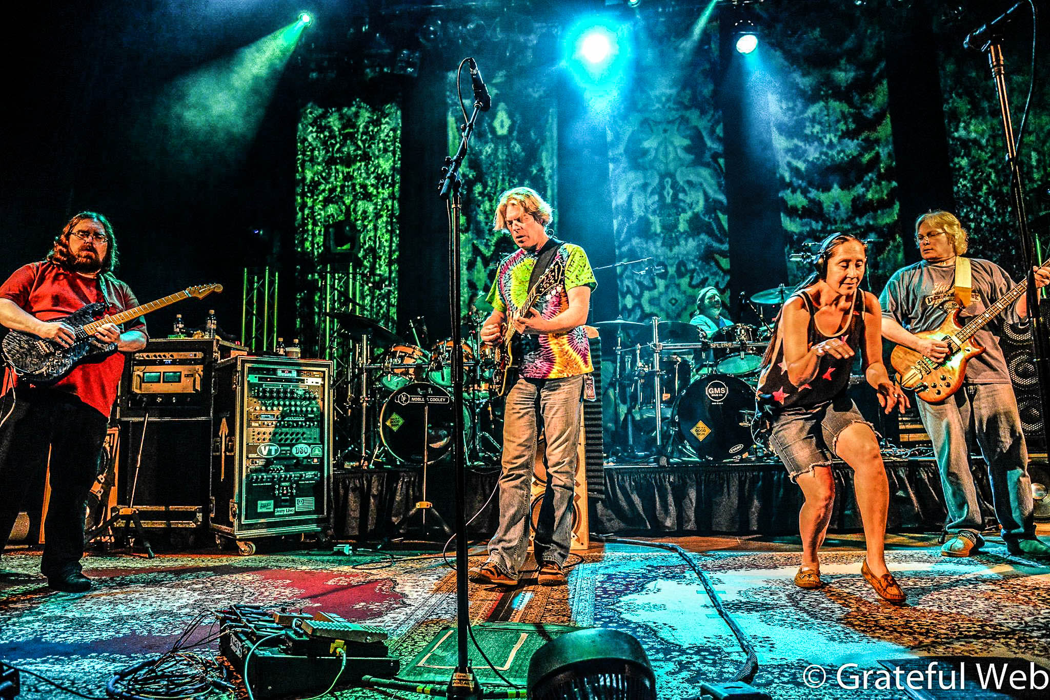 Dark Star Orchestra Announces Two Columbia Speedway Shows