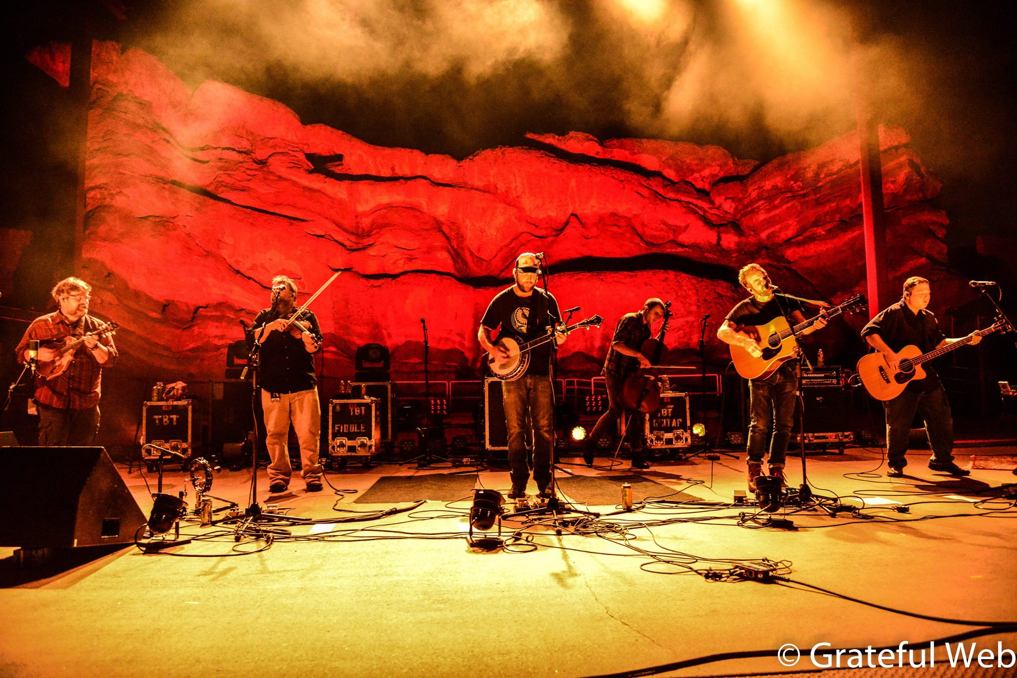 Cola Concerts Welcomes Trampled By Turtles