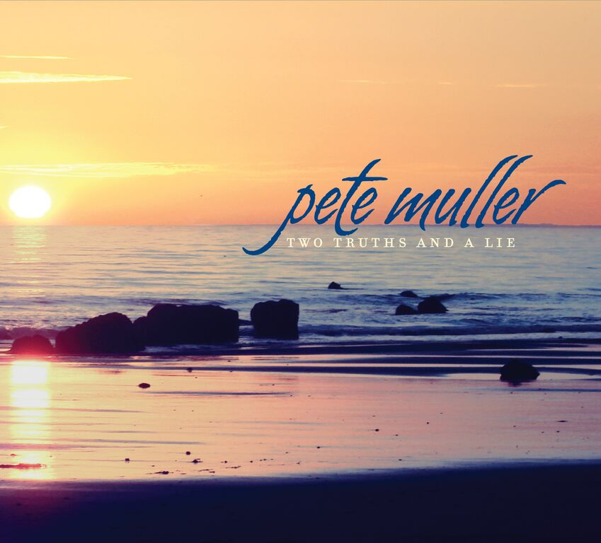 Pete Muller Records Album and Tours All For Charity