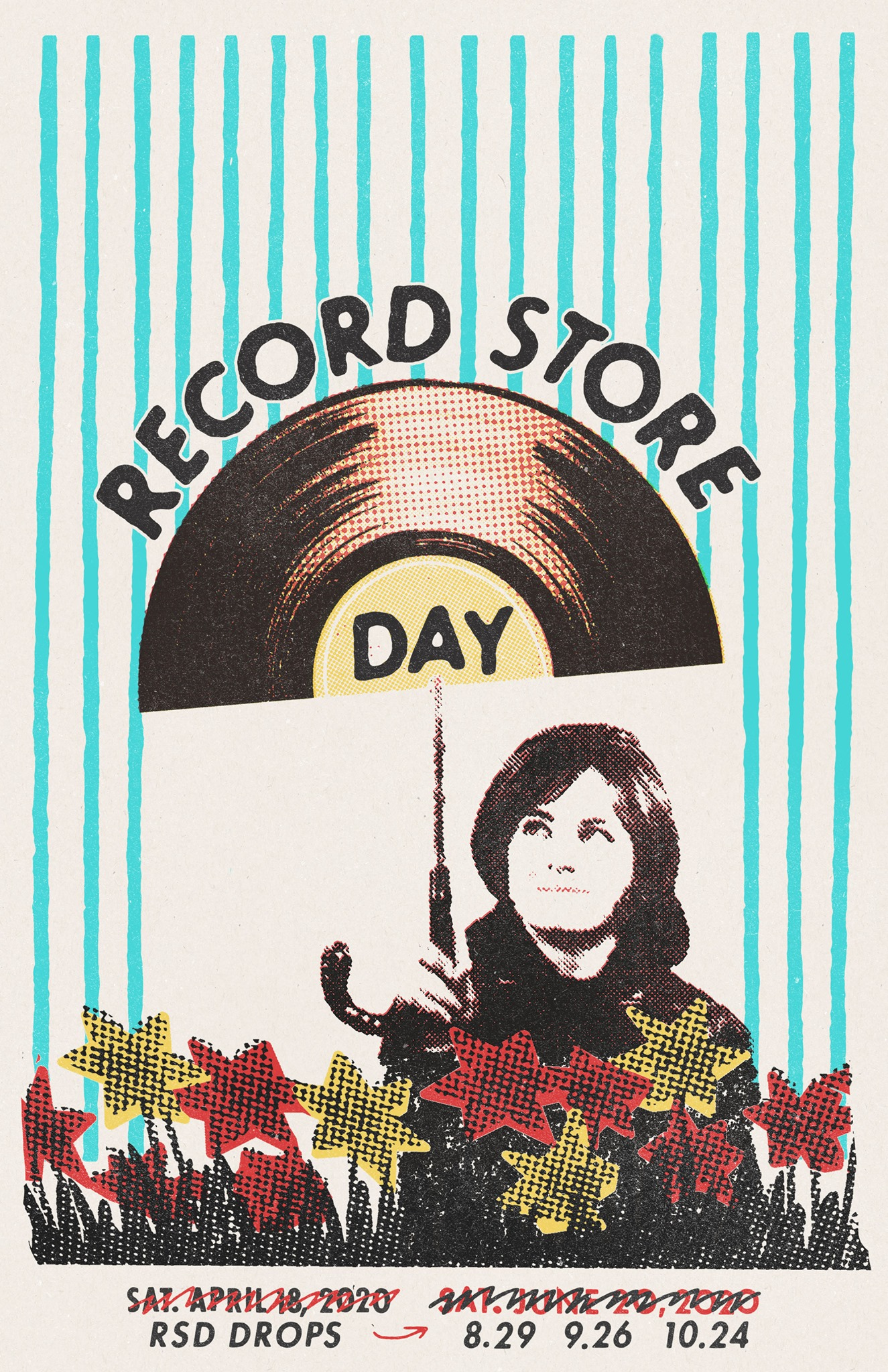 Record Store Day Puts August RSD Drops #1 In The Books As A Positive In A Very Strange Year