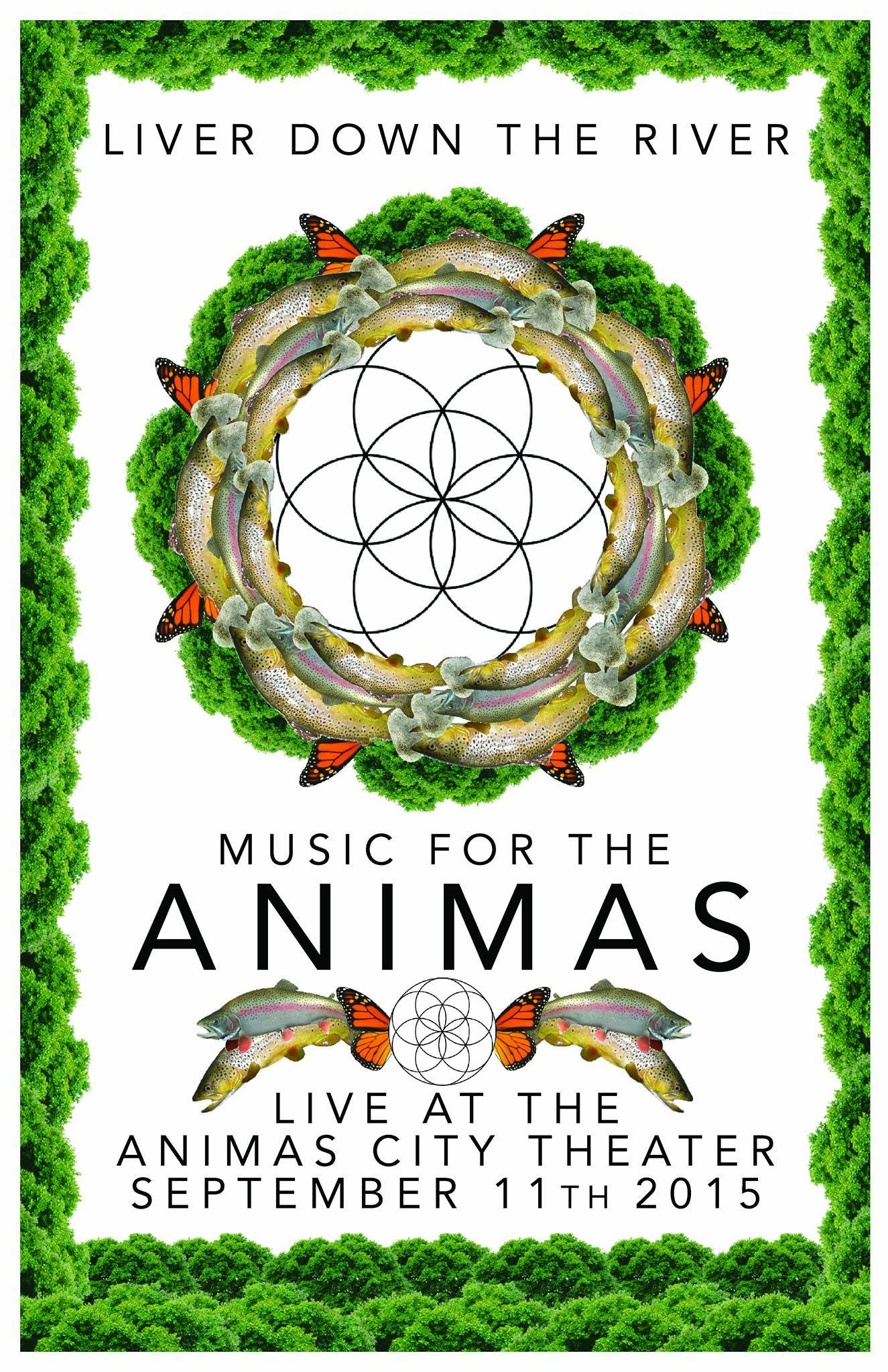 Liver Down The River Announces Benefit for Animas River