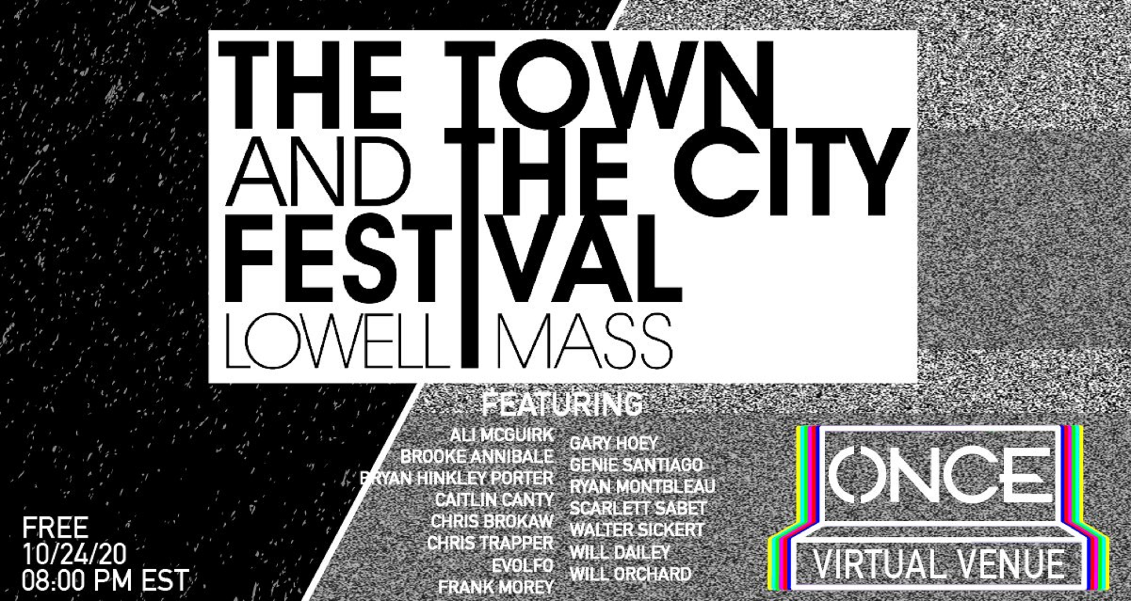 The Town and The City Festival Moves Online for 2020