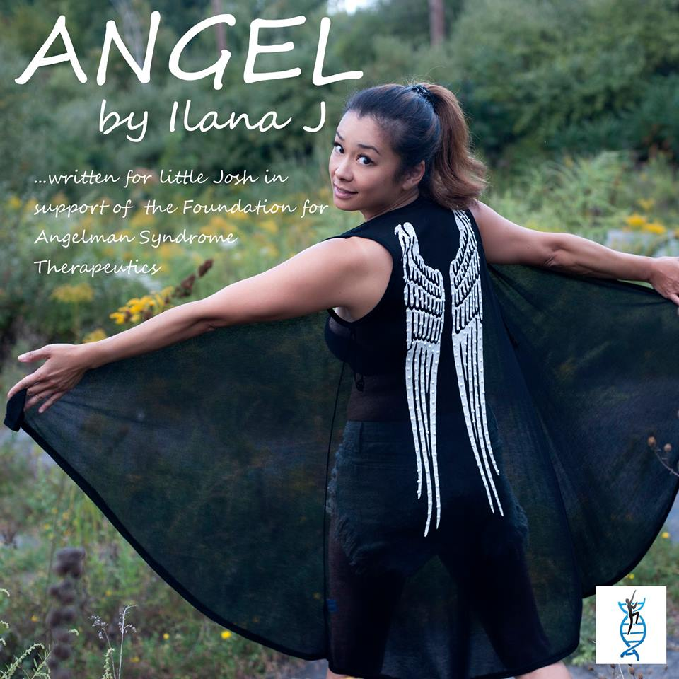 Ilana J releases new single in support of Angelman Syndrome
