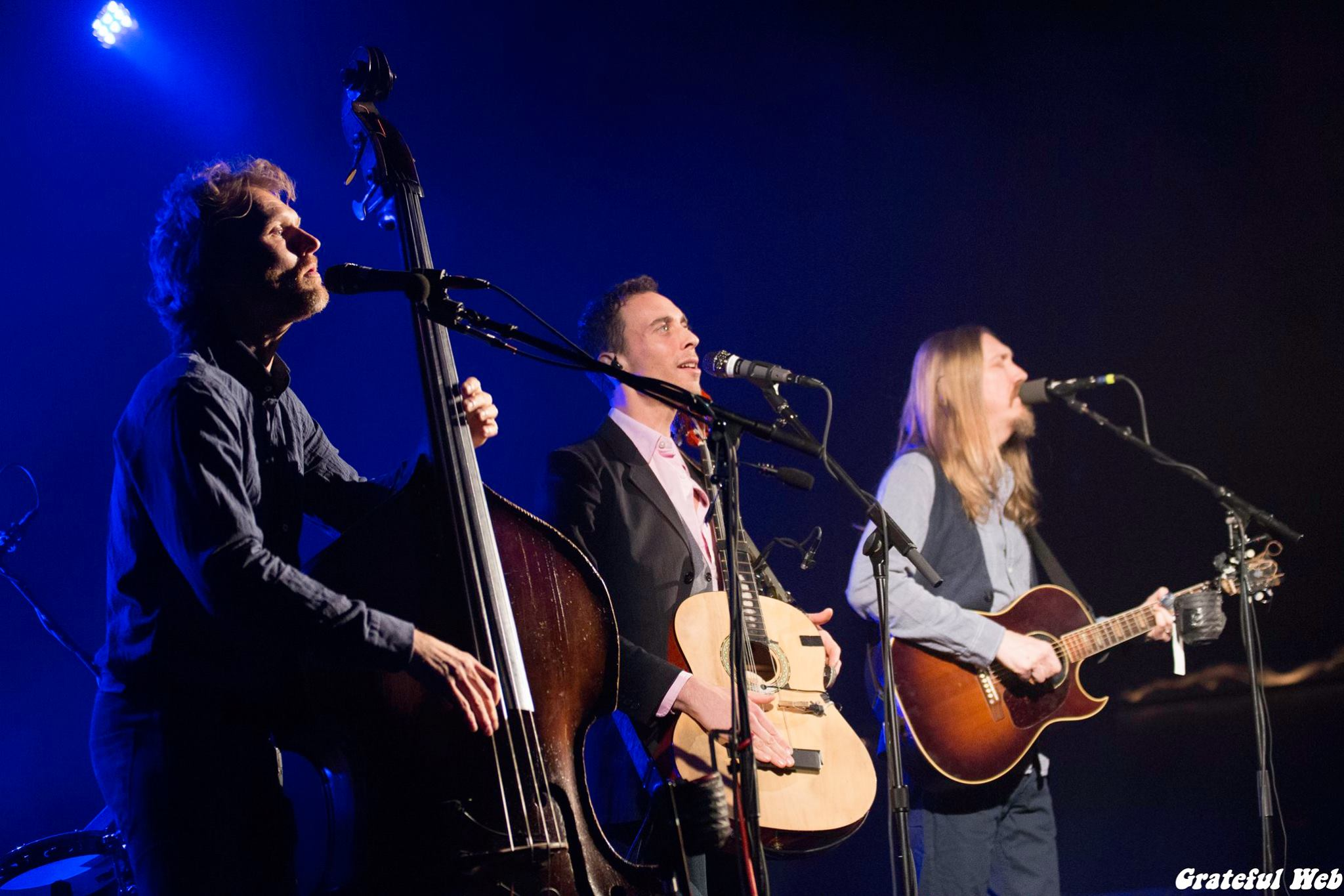 The Wood Brothers | 1/29/16 | Review
