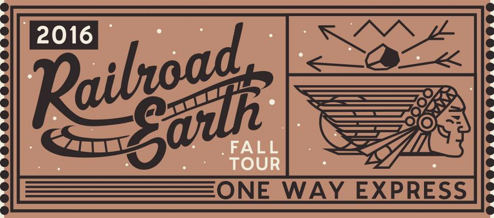 Railroad Earth Announces 2016 Fall Dates