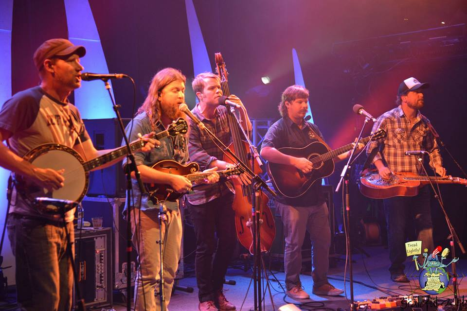 Greensky Bluegrass | Ogden Theater | Preview