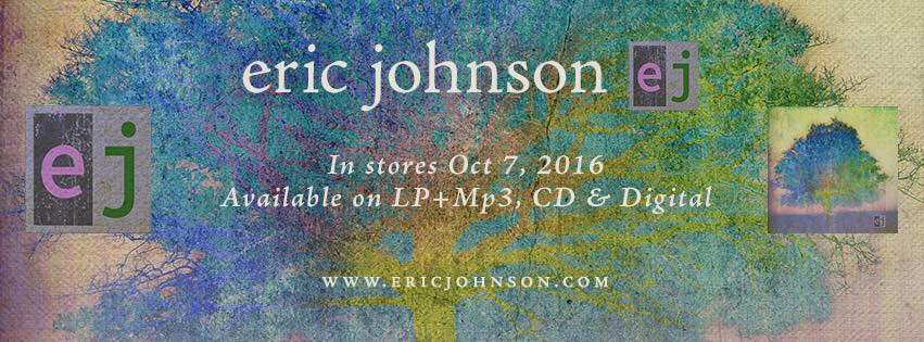 Eric Johnson to Release All-Acoustic Album