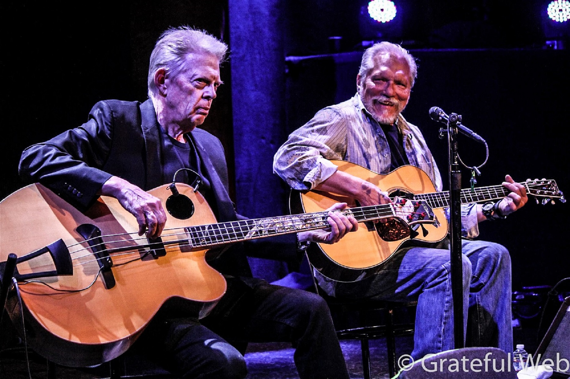 Hot Tuna Acoustic - Live at Fur Peace Ranch | 3/23/19