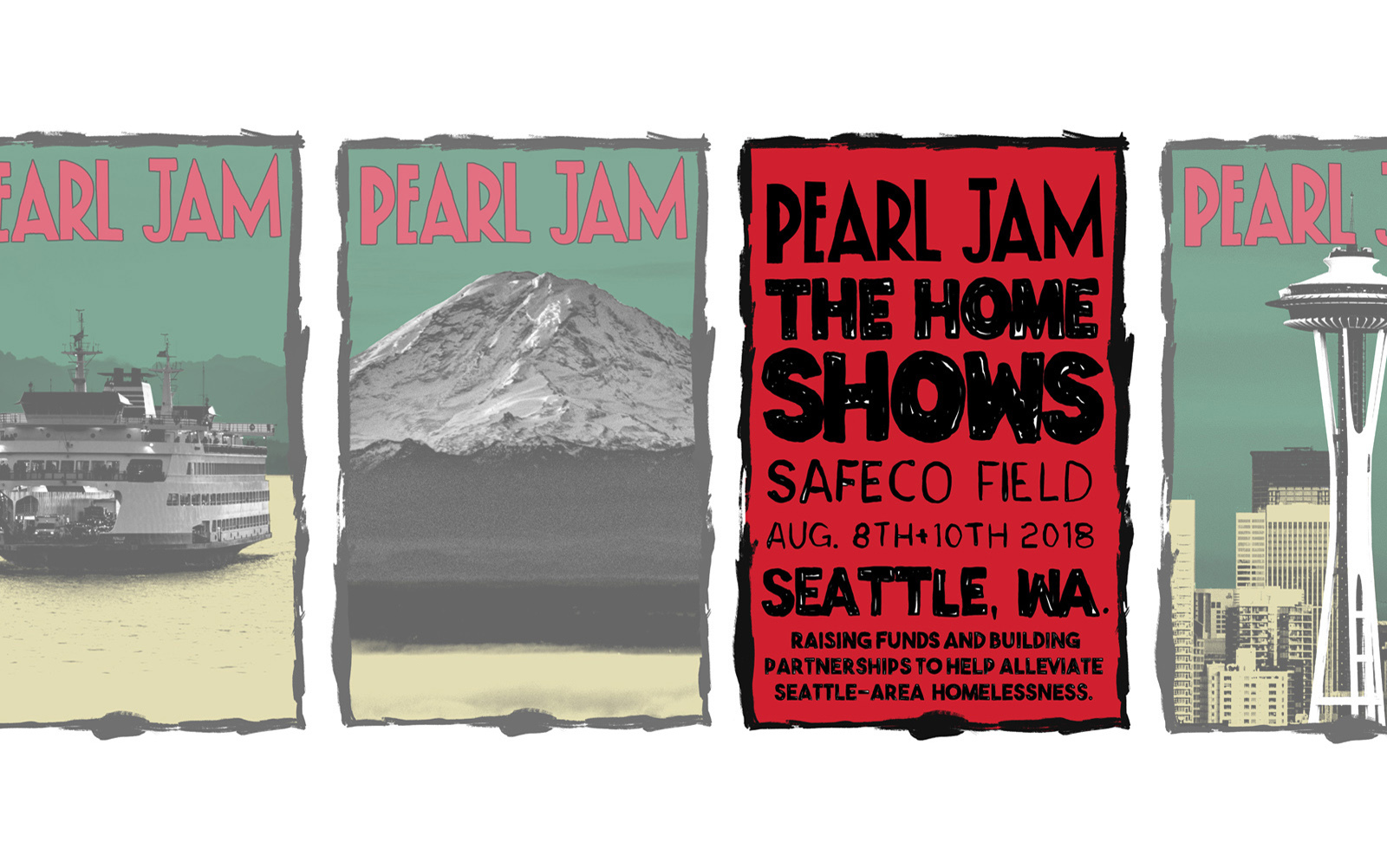 Pearl Jam Announces The Home Shows!