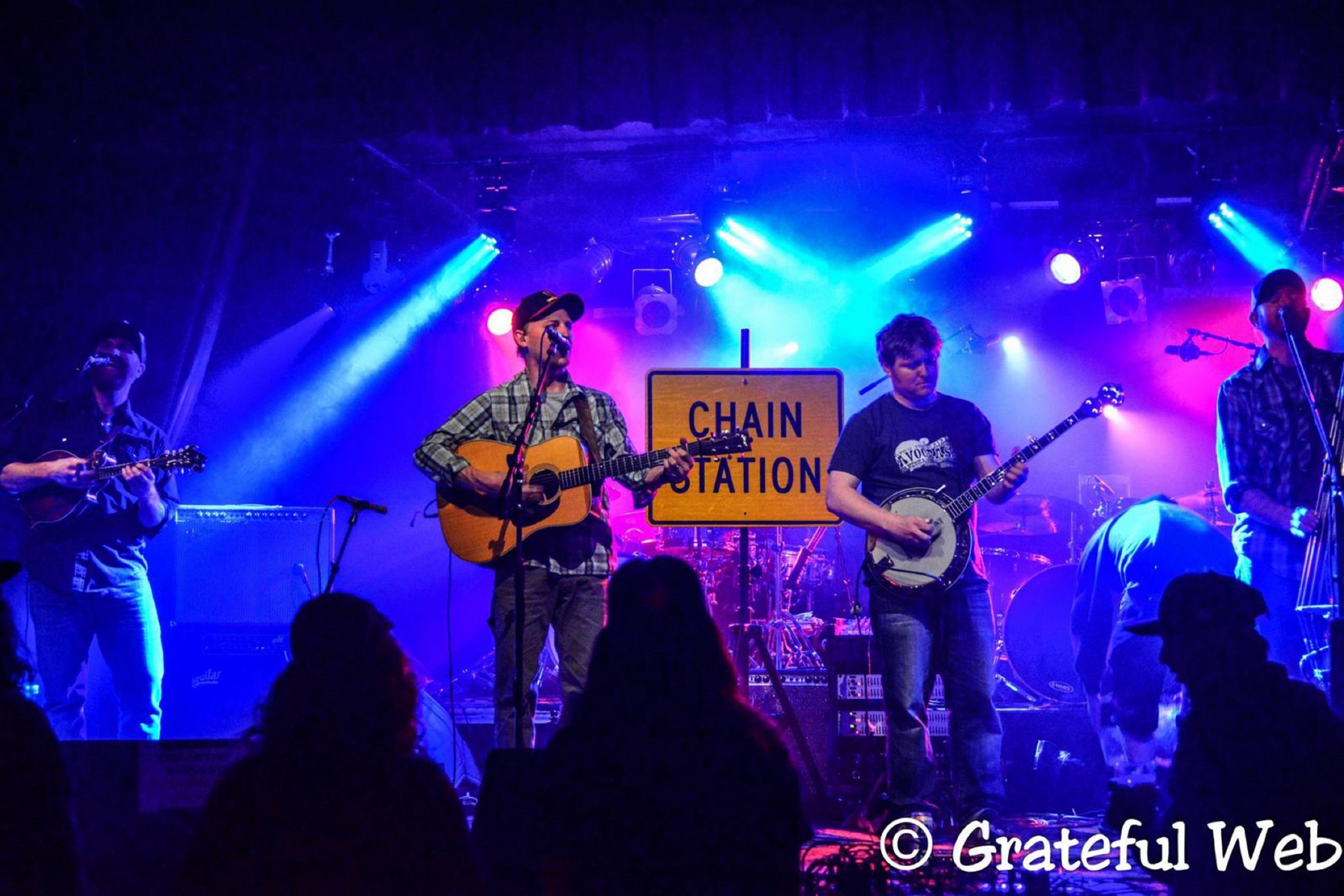 Chain Station Travels The Backroads Of Bluegrass And Mountain Music