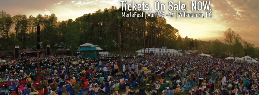 Tips to make the most of your MerleFest experience