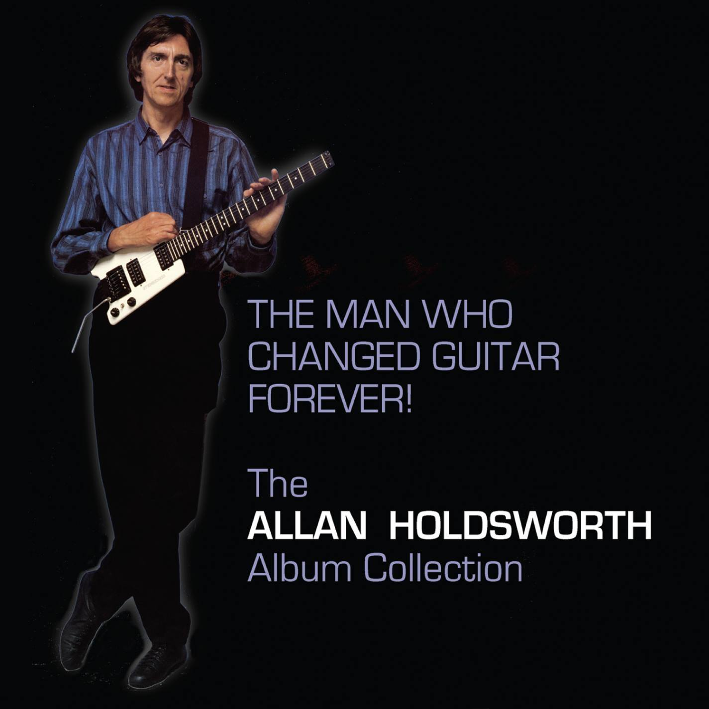 Allan Holdsworth Reissues Due April 7, 2017