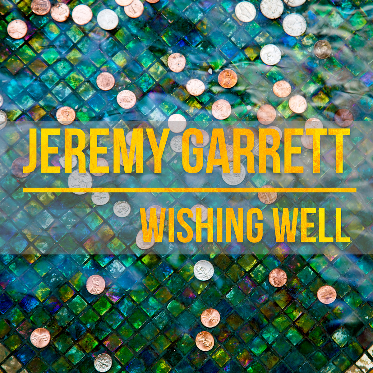 "Jeremy Garrett brings funky, edgy roots vibe to ""Wishing Well"""