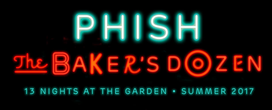 13 Nights of Phish @ MSG in the Big Apple