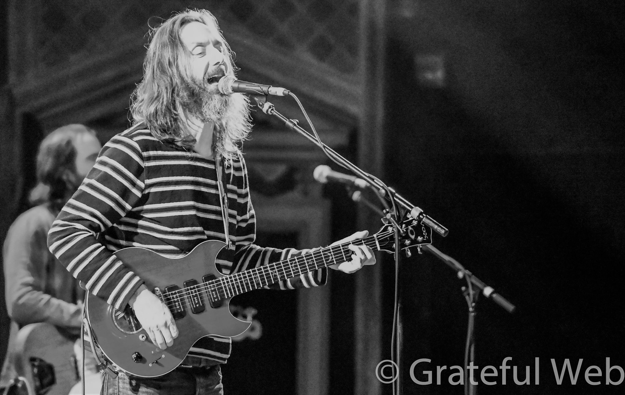 Chris Robinson Brotherhood | Ogden Theatre | 2/2/17