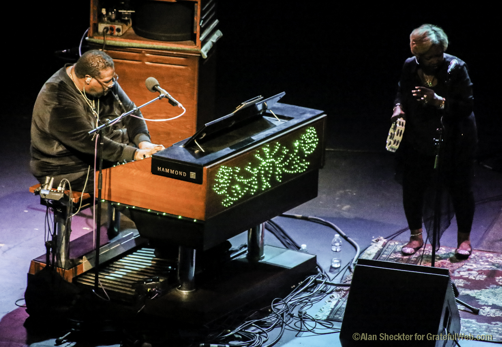 JGB featuring Melvin Seals | The Warfield