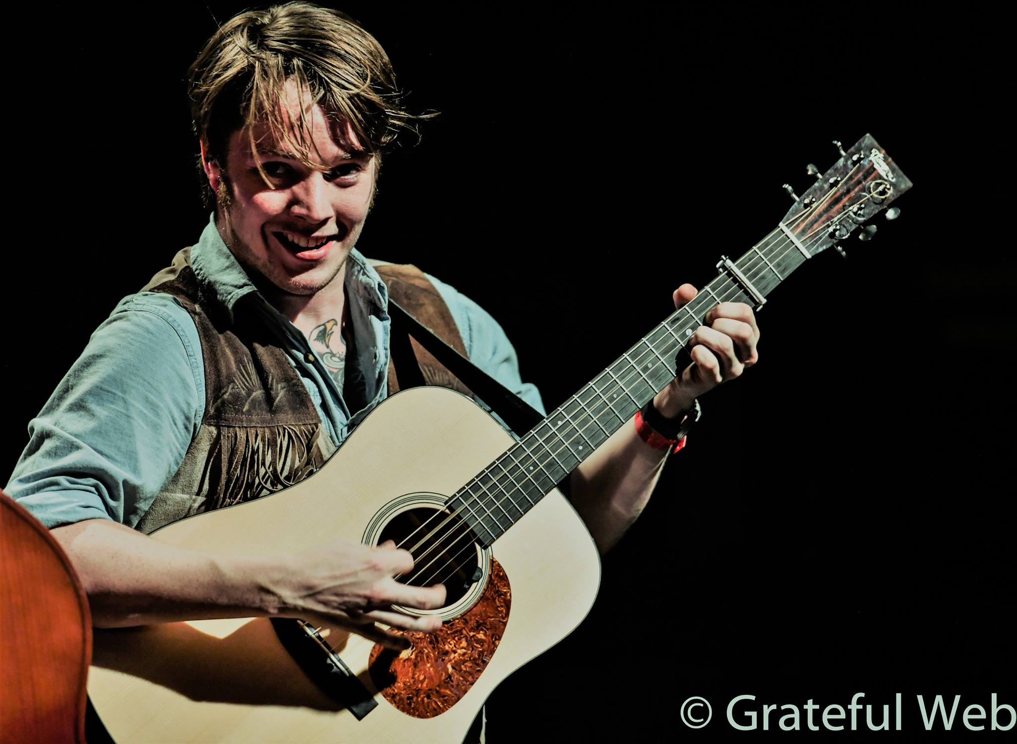 Grateful Web Interview with Billy Strings