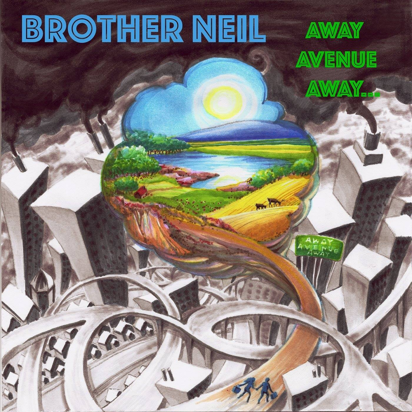 Brother Neil to release Away Avenue Away