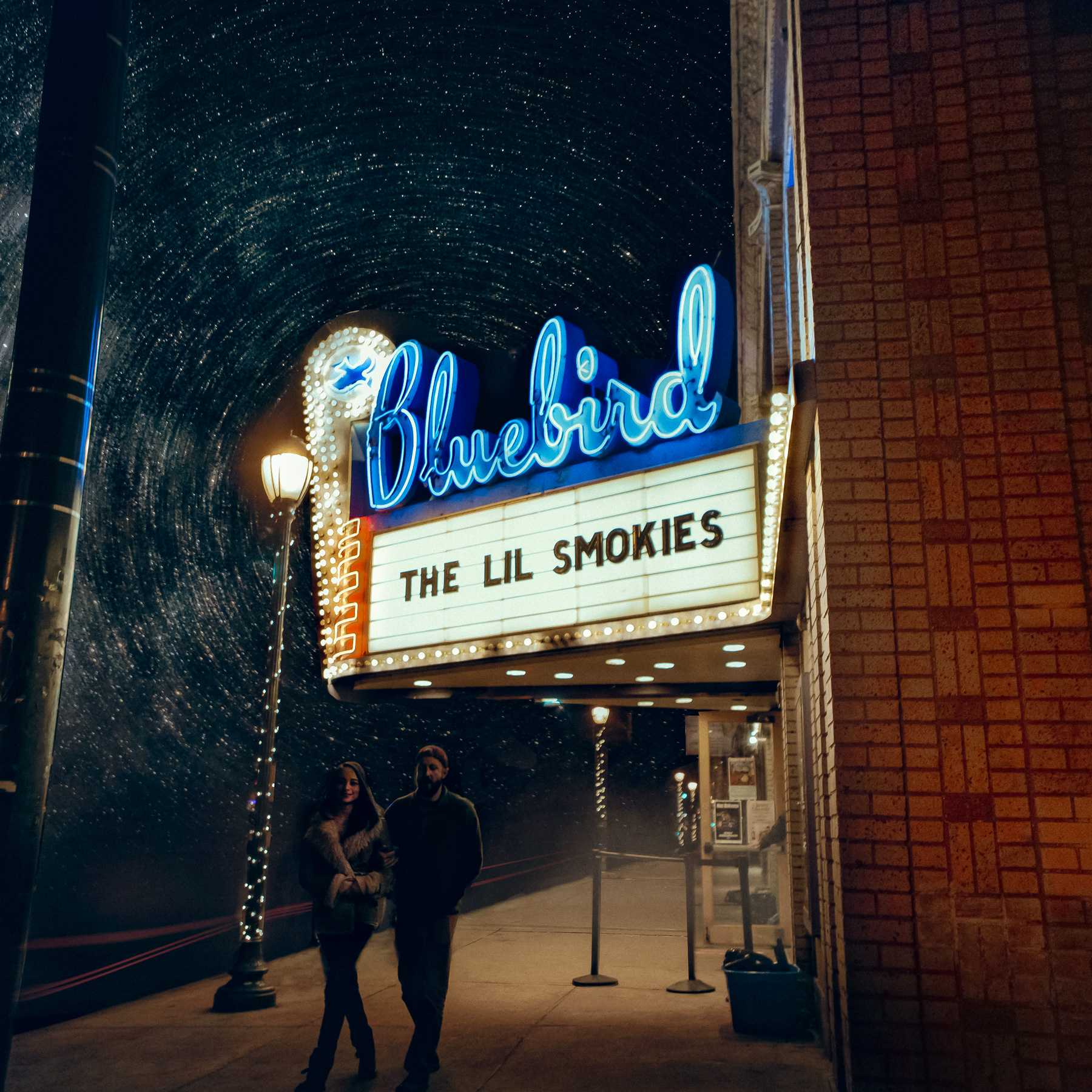 "The Lil Smokies Announce New Album ""Live at the Bluebird"""