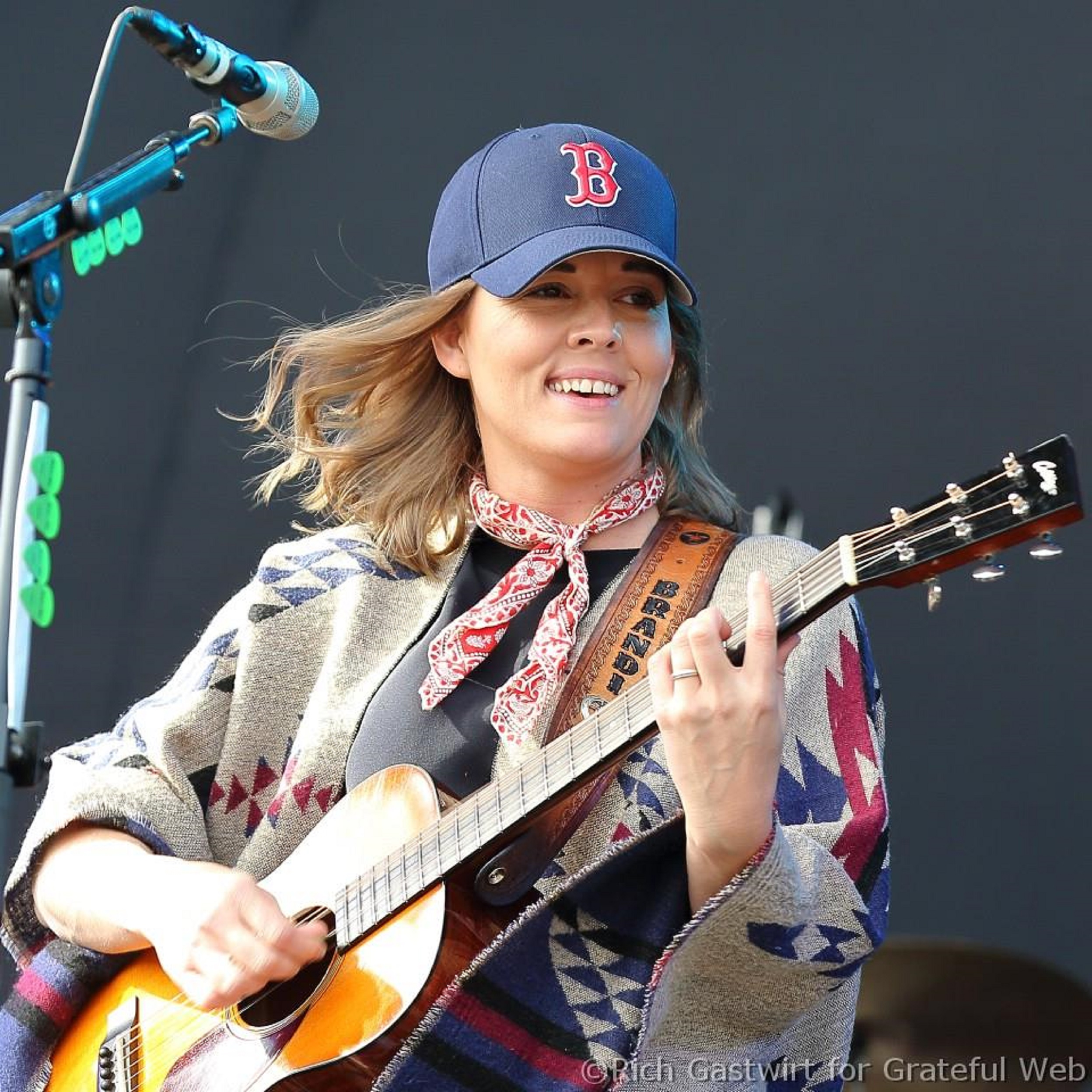 Brandi Carlile nominated for two GRAMMY Awards