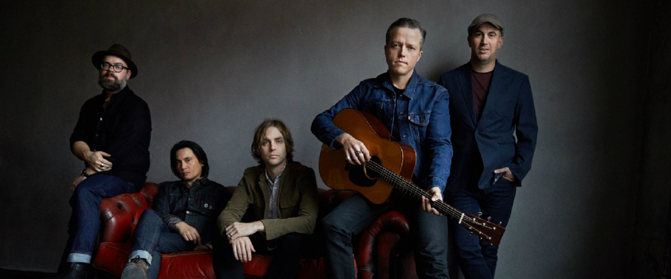 Jason Isbell and The 400 Unit at Red Rocks Amphitheatre On 9/3