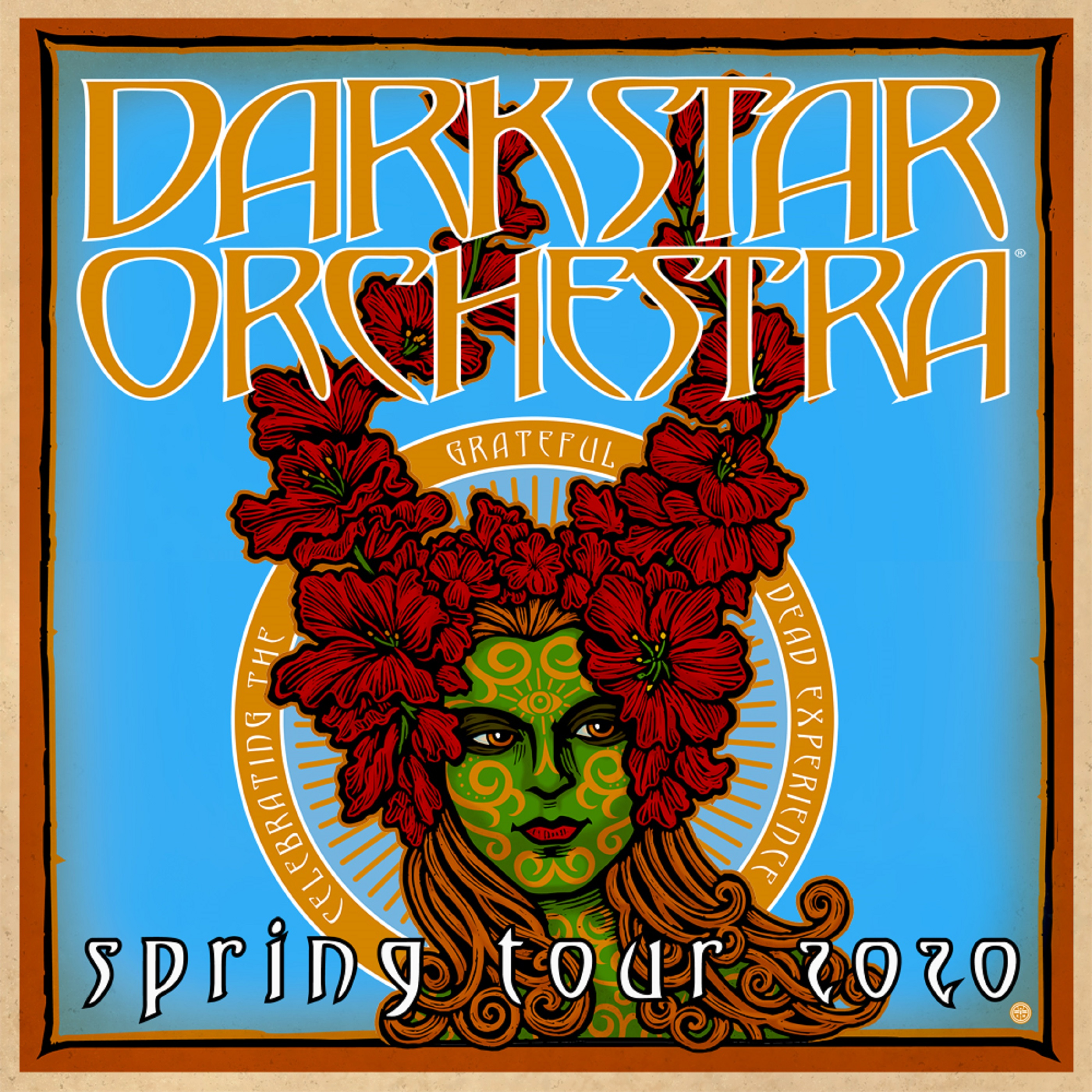 Dark Star Orchestra Announce Spring Tour 2020