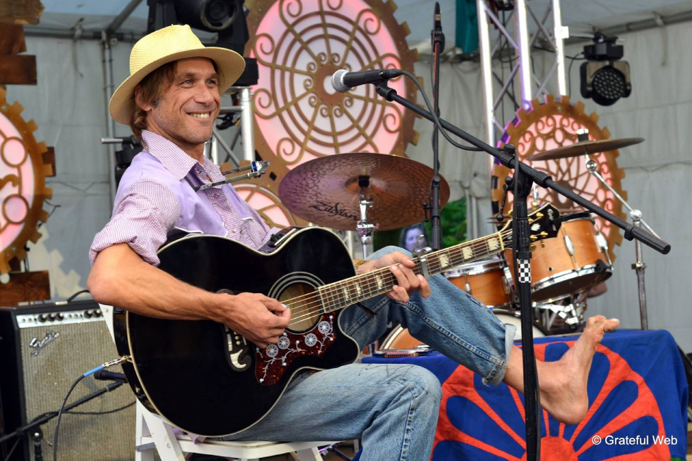 Todd Snider Performing on Facebook Live Today