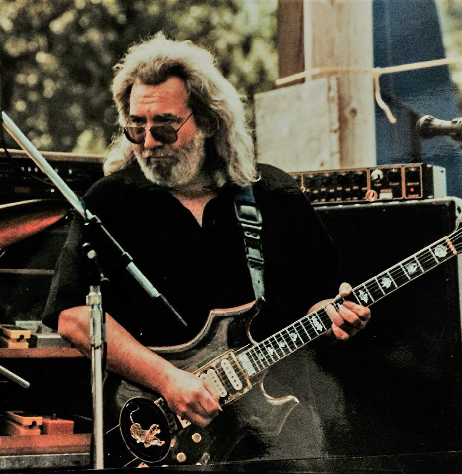 "Jerry Garcia's Music Featured in World Music Compilation ""Annapurna's Song, Music of the Himalayas"""