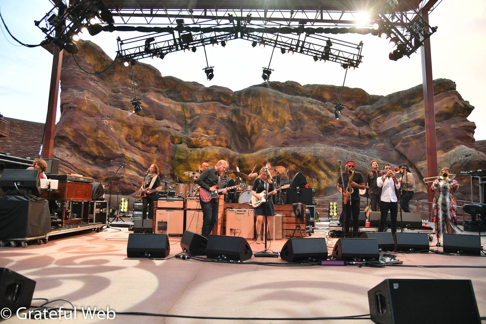 Tedeschi Trucks Band Wraps Up Tour