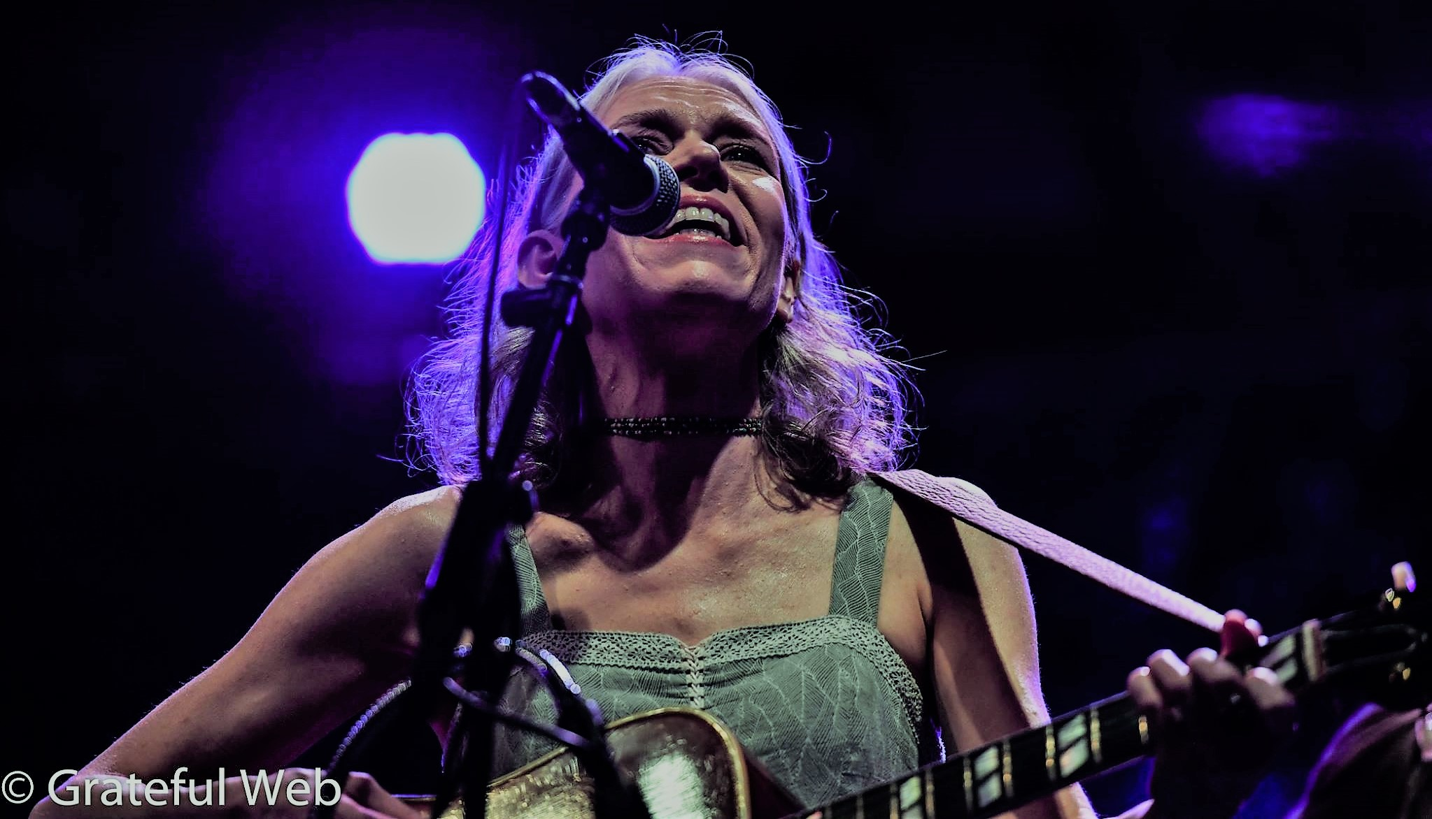 Gillian Welch to Perform at Flynn Theatre on July 19
