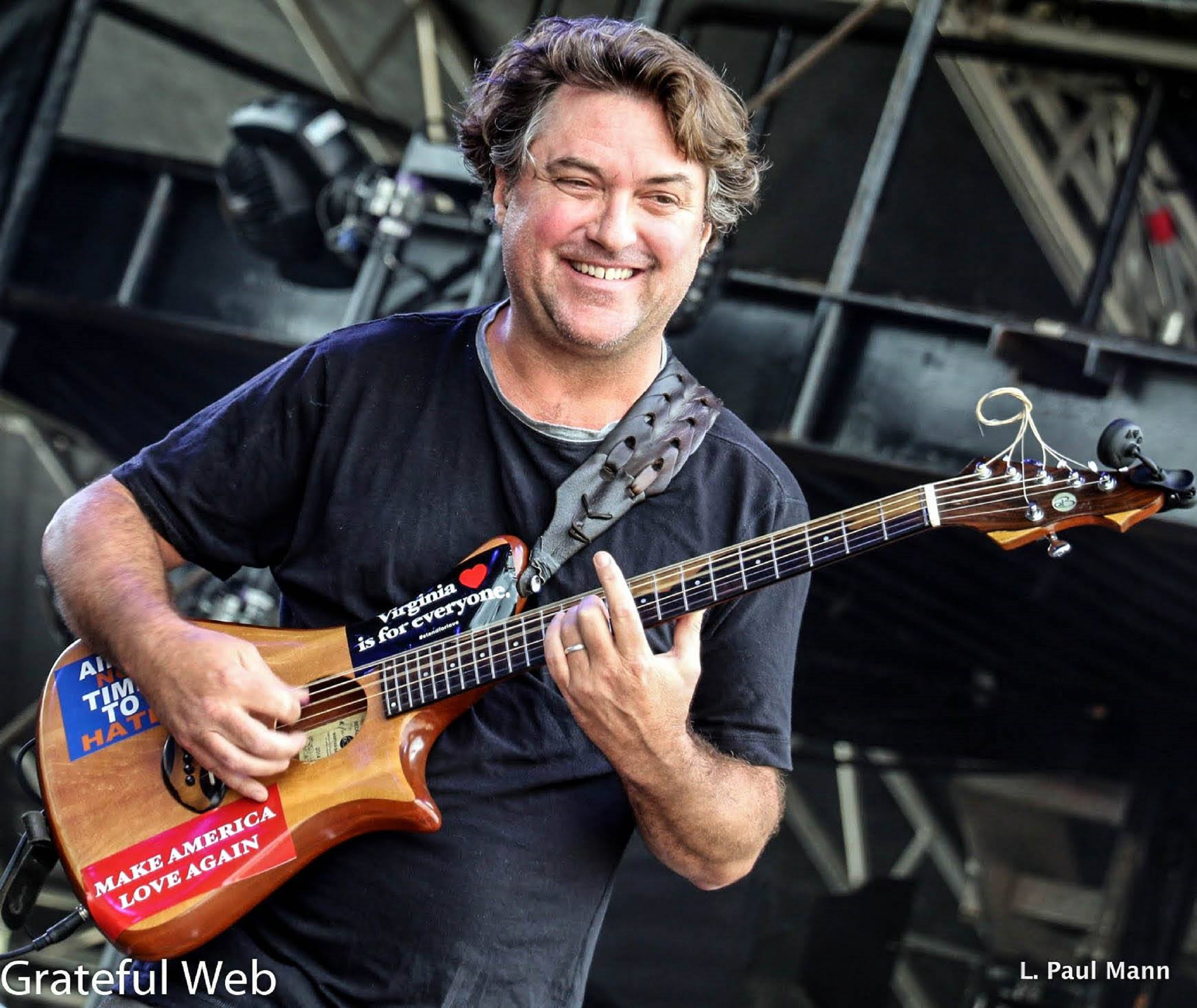 Keller Williams Talks 'Sans'