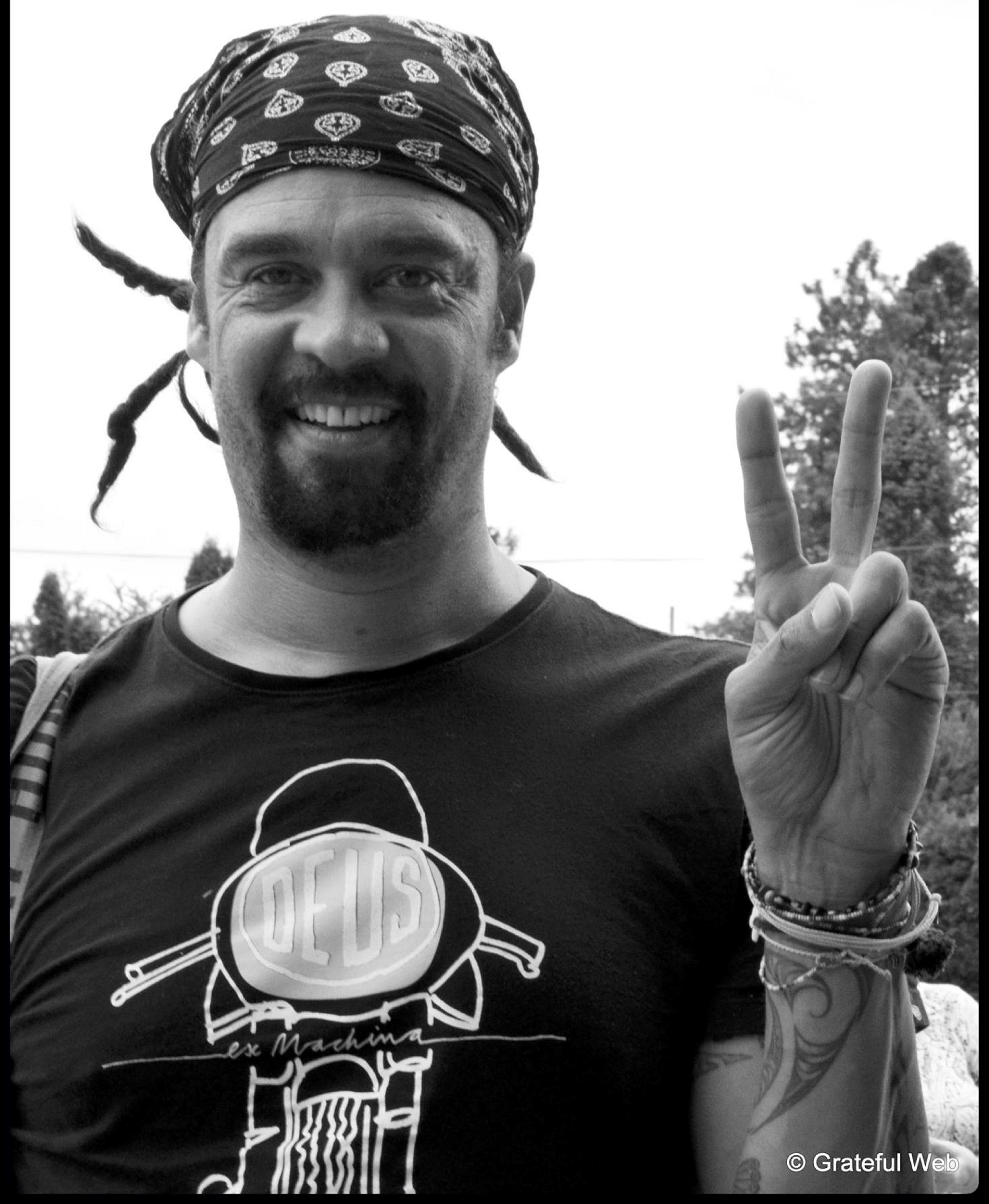 Grateful Web Interview with Michael Franti