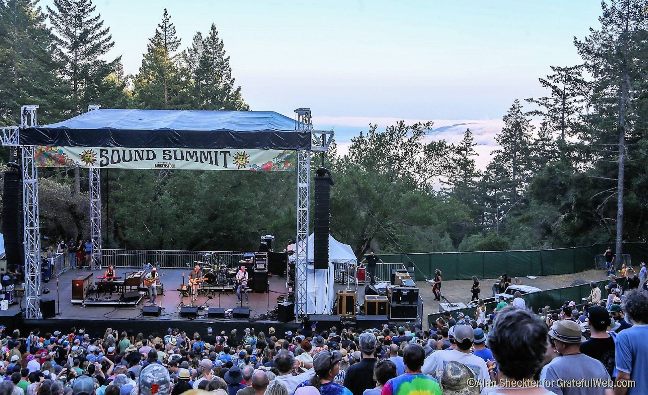 Sound Summit Raises $75,000 For Mount Tam