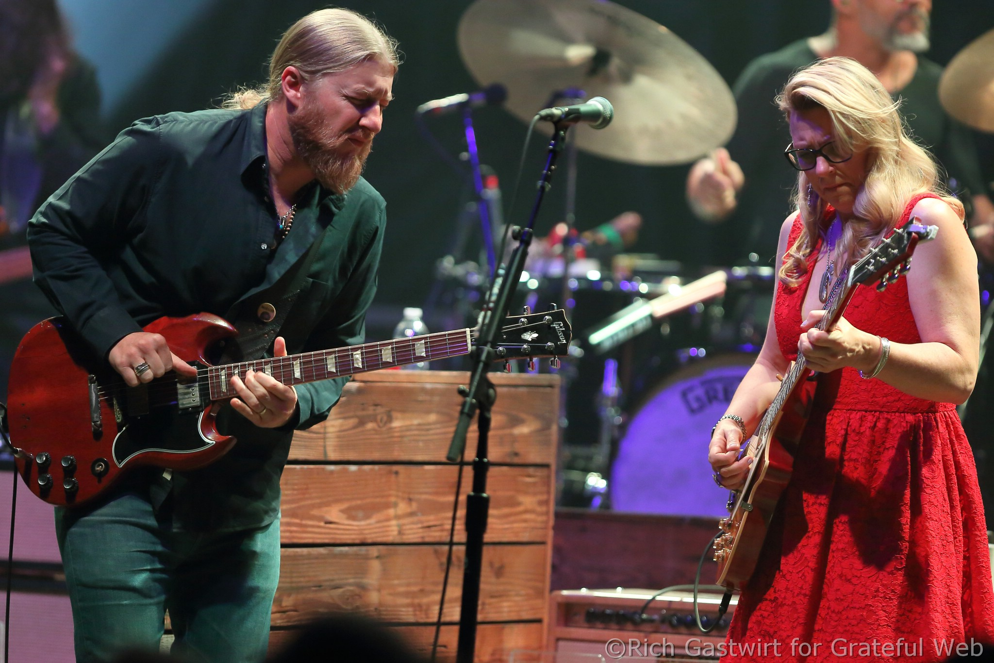 TEDESCHI TRUCKS BAND GEARS UP FOR SIX-NIGHT BEACON THEATRE RESIDENCY