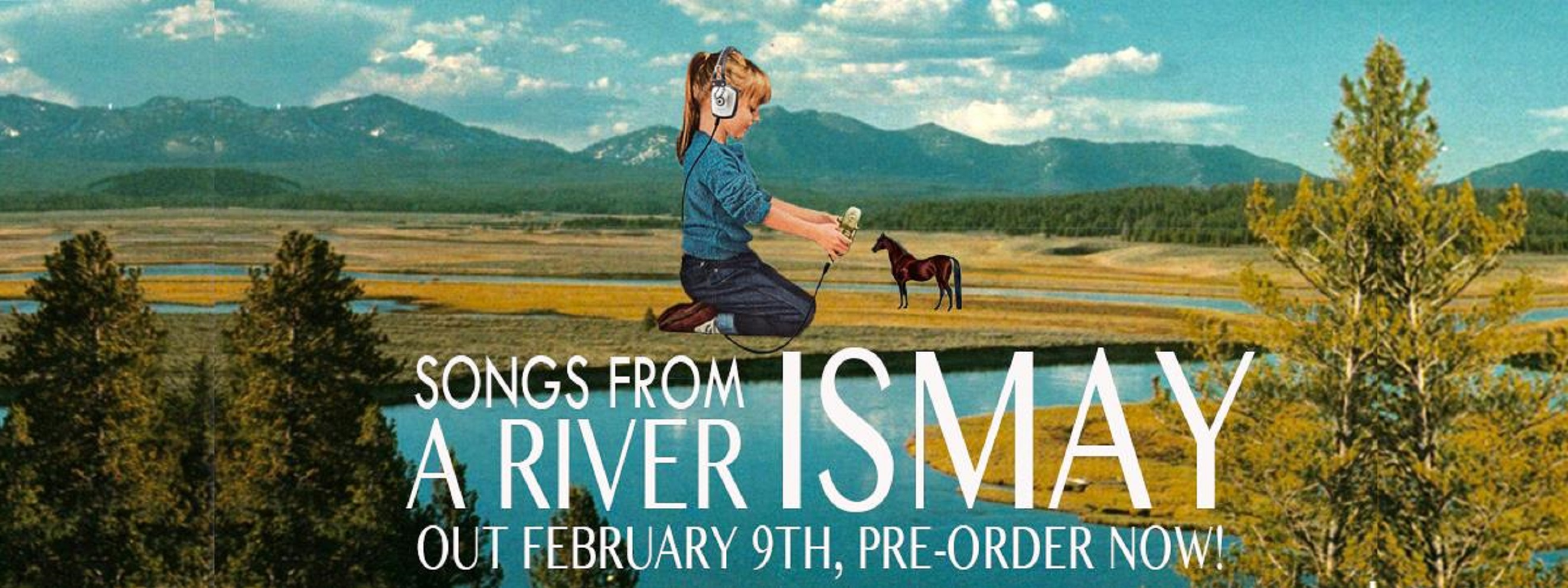 Ismay - 'Songs From A River' EP Out 2/9