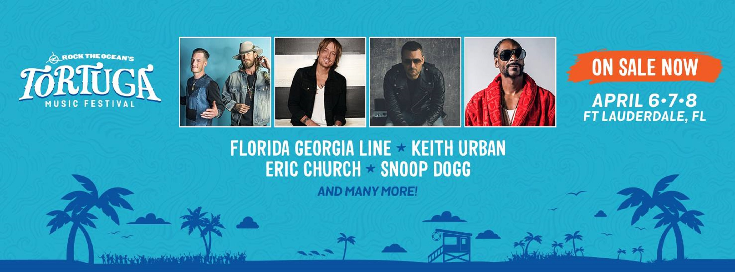 Tortuga Music Festival Early Bird Tickets Available Now