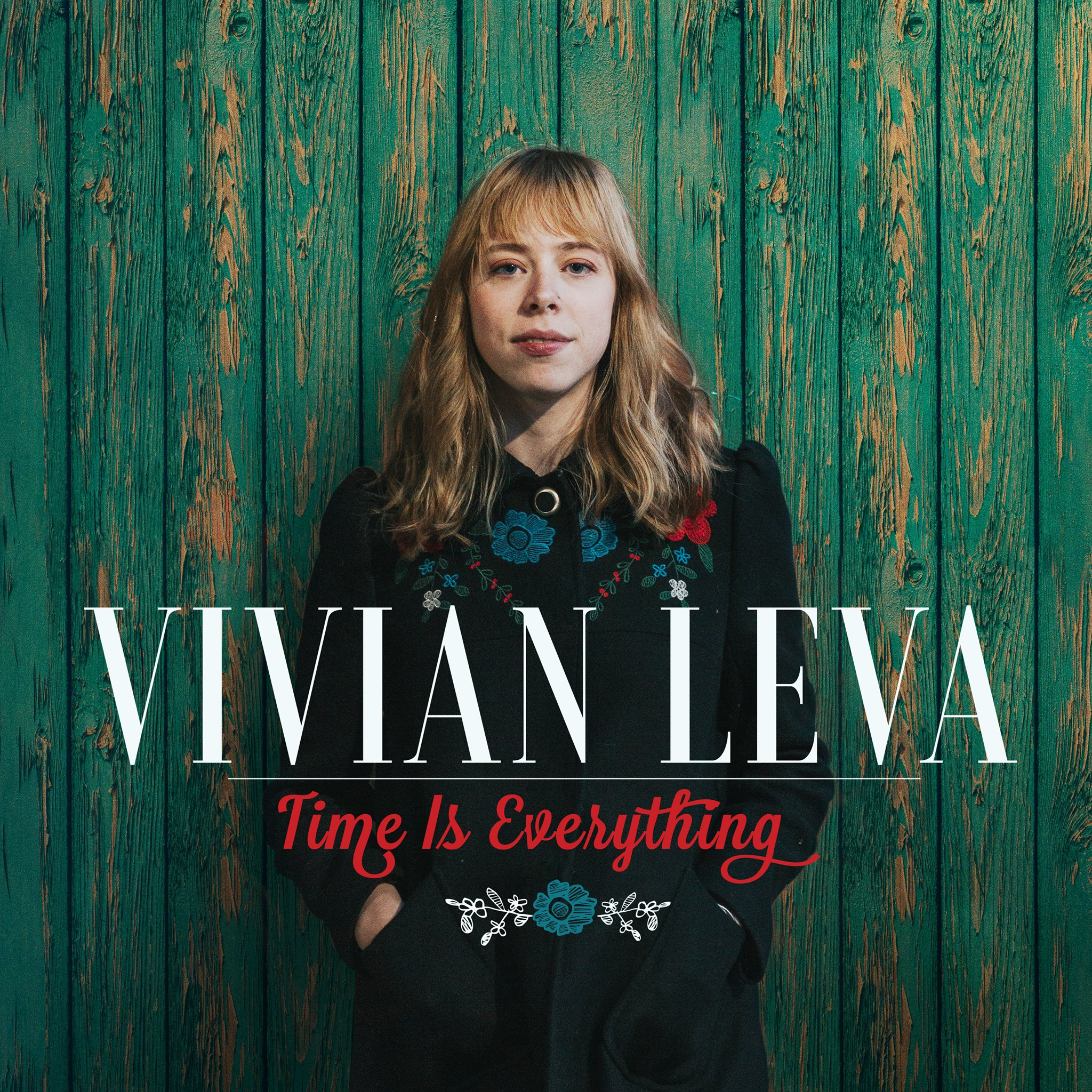 Vivian Leva to release solo debut, 'Time Is Everything'
