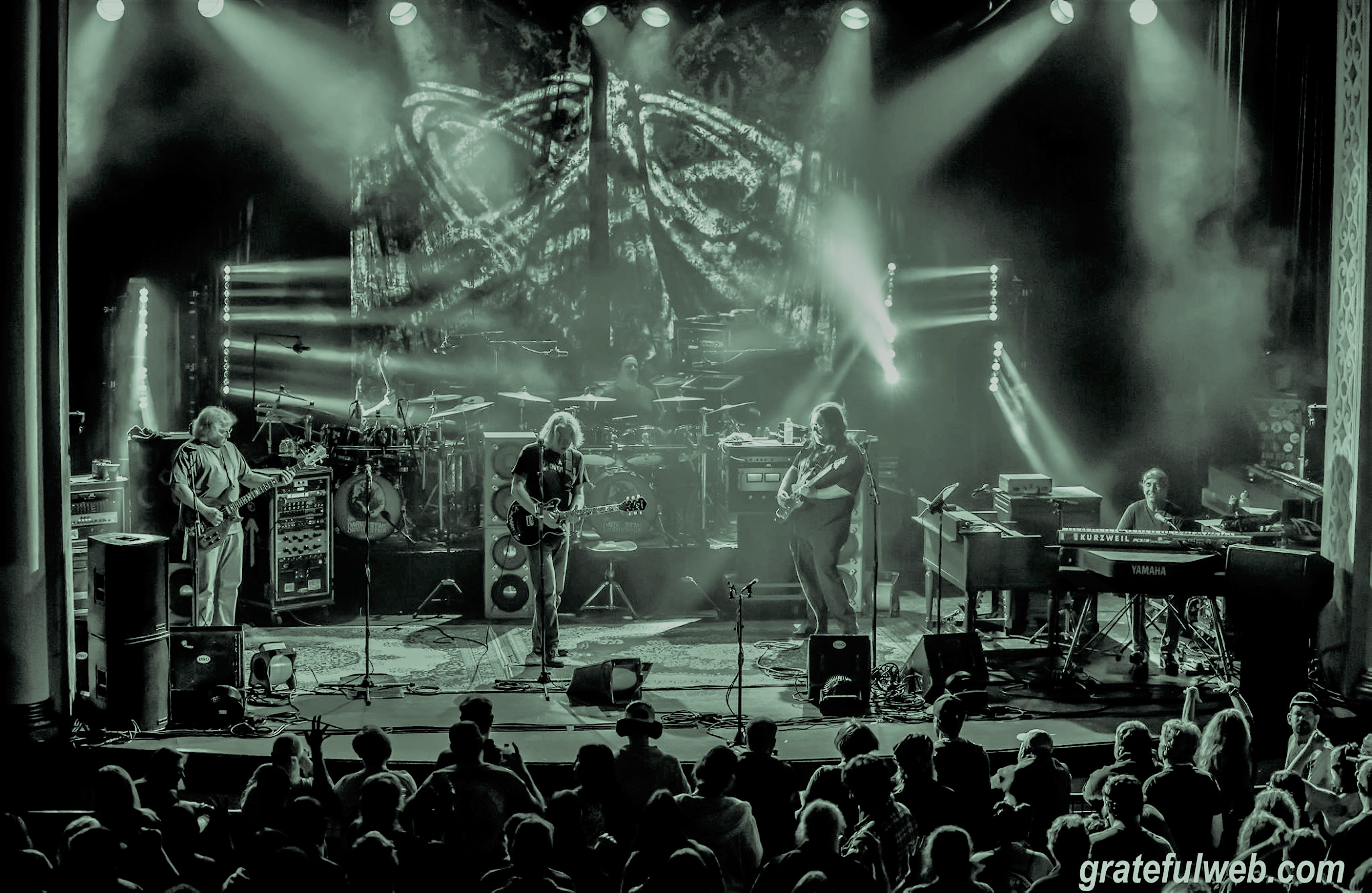 Dark Star Orchestra | McDonald Theater | 2/12/18