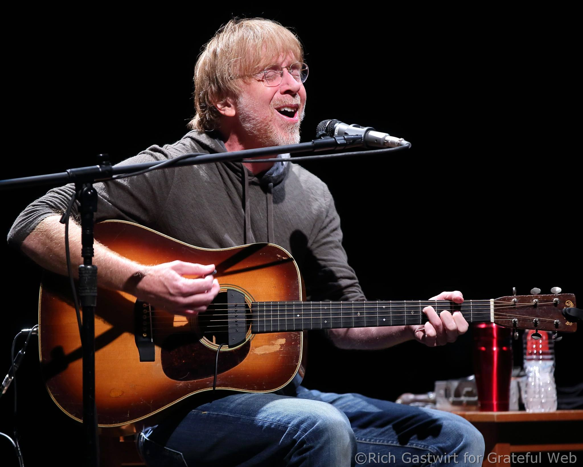 Trey Anastasio announces Carnegie Hall solo acoustic shows