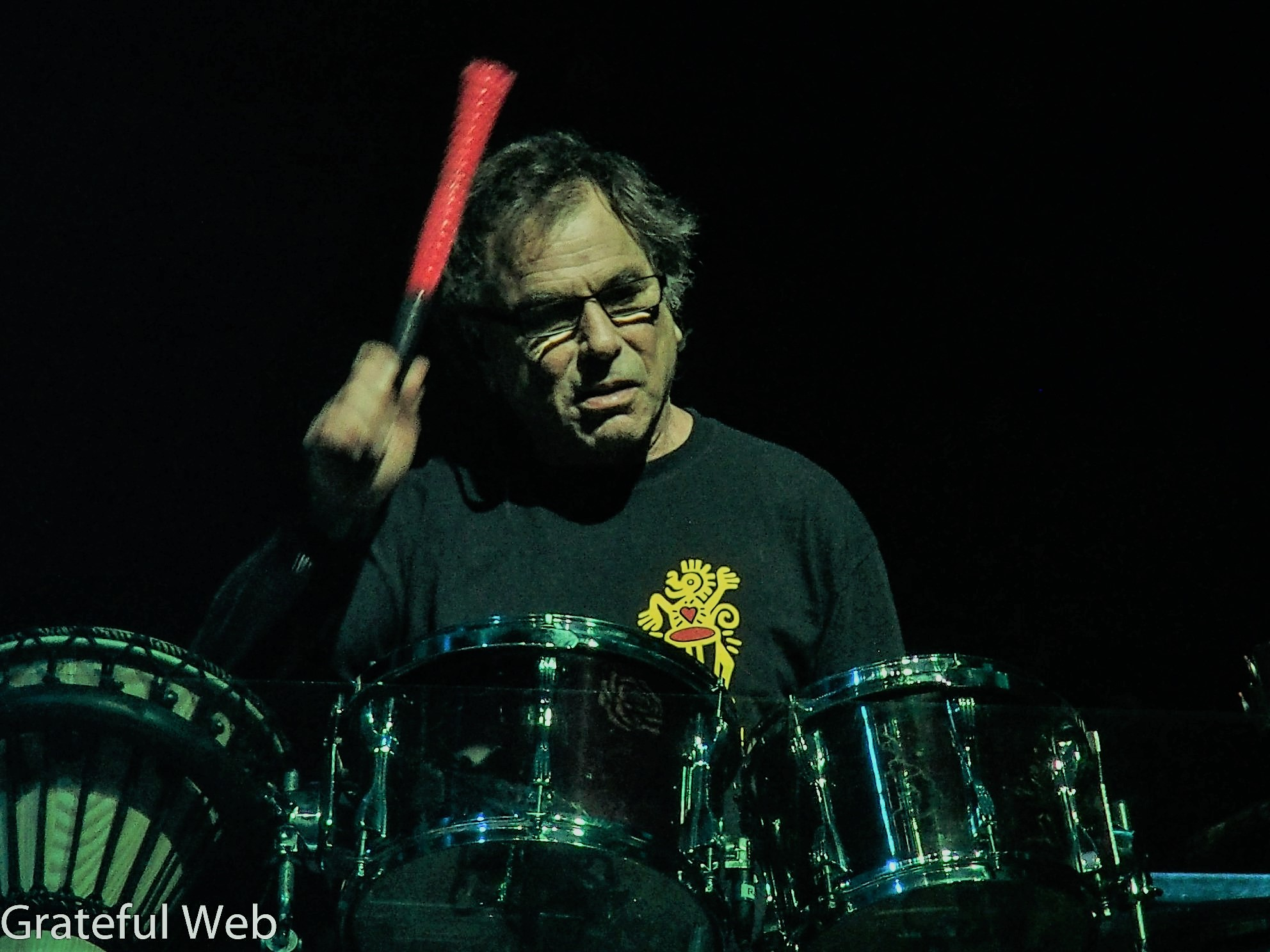 Grateful Web Interview with Mickey Hart