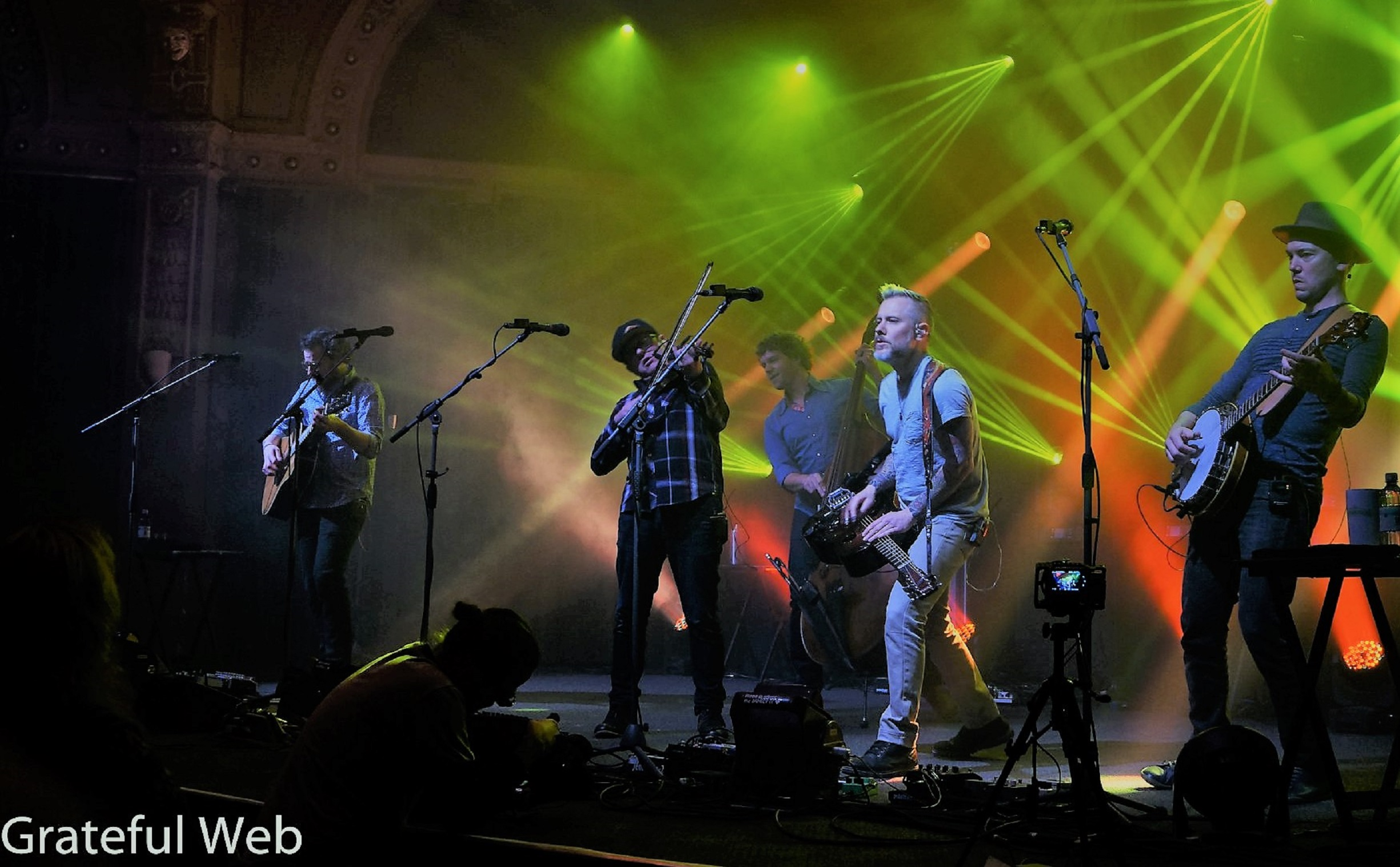 Infamous Stringdusters | Crystal Ballroom | 3/9/18