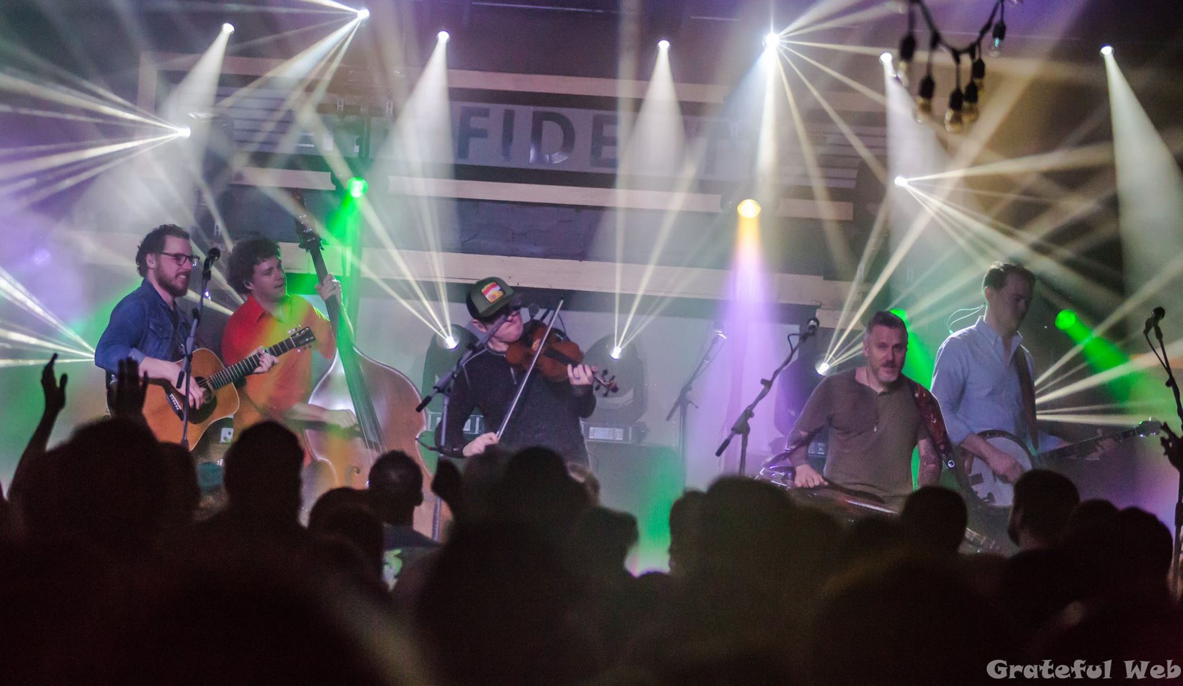 Infamous Stringdusters | HiFi Lounge | 3/8/18